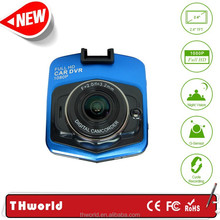 $11.5 only 2.4 inch LCD motion detect Dash Cam C900 G-Sensor WITH 1080P HD car dvr