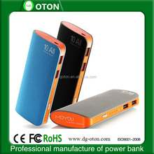 For phone and tablet power charging 10400mAh mobile power bank