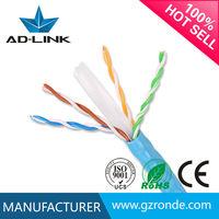 Ronde AD-LINK factory price cat6 copper cable price per meter