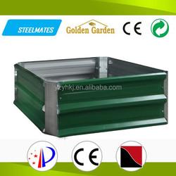 Wholesale long lifetime low cost mini prefab flower bed