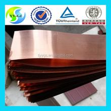 Hot sale copper plate 1mm,Cu-ETP copper clab laminated sheet