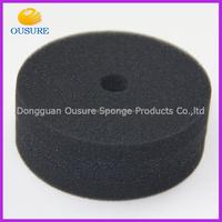 High density shoe liquid polishing sponge applicator