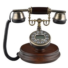 High Class Antique Old Style Fancy Telephone For Home Decor