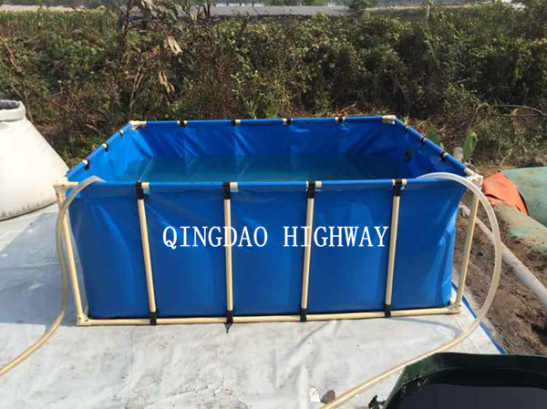 Folding commercial large scale fish tanks fish tank for Stock tanks for fish