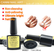 #40601C Goods From China CANNI Nail Gel Non-Sticky Finish Gel