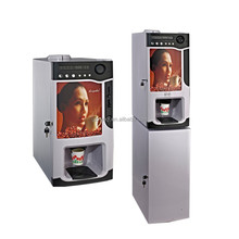 2015 coin-operated type instant powder Coffee Machine for commercial use