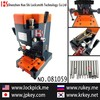 Hot sale locksmith tool Multi-function Vertical Key Cutting Machine/ 081059