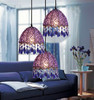 /product-gs/tiffany-bohemian-nepal-hand-made-crystal-glass-wrought-iron-pendant-lamp-for-wedding-decoration-60125786181.html