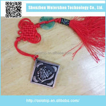 2015 hot selling Metal bag usb flash drive