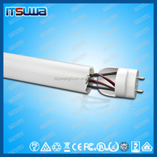 Direct Wired LED T8 Replacement Tube Compatible With Electronic Ballast 18Watt 1.2M