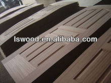 2.7mm 3'*7' 3'*6' Ash/Sapele Plywood For Door Skin Plywood