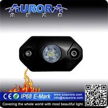 "Car interior AURORA 2"" 9W dome led off road light"