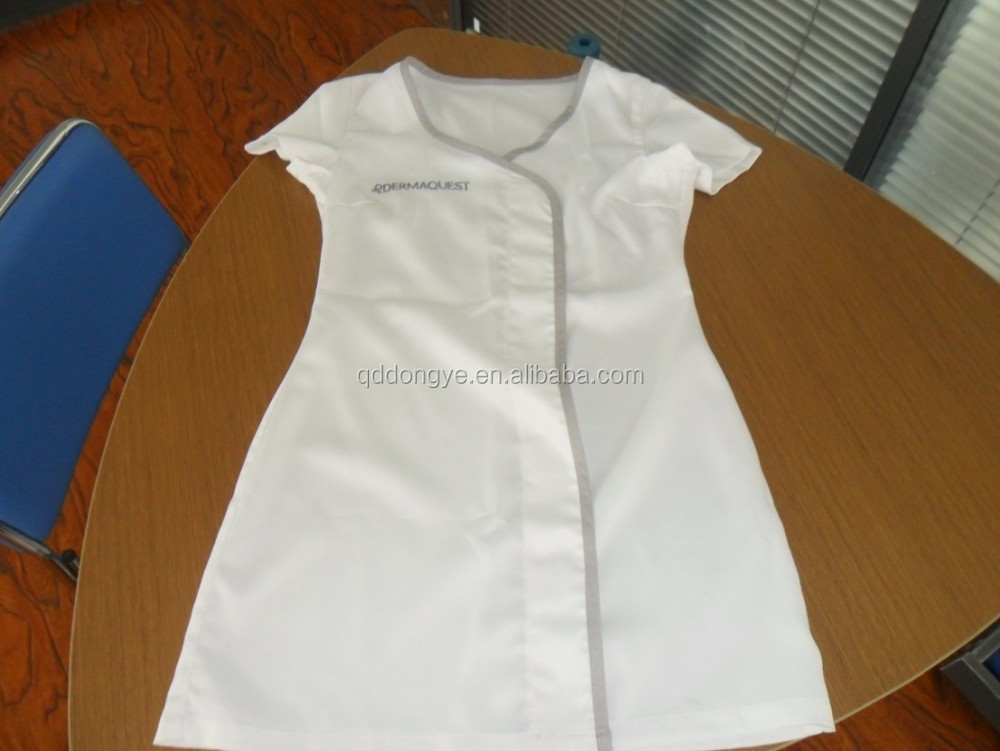Hot sales beauty salon spa uniform buy spa uniform for Spa uniform indonesia