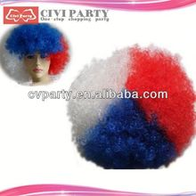 Fashion hot selling synthetic party wigs synthetic party wigs swiss lace human hair mens toupees