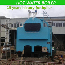 Square Boiler Low Pressure and Horizontal Style Hot Water and Heating Output Biomass Boiler for sale
