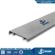 High quality aluminum base silver mobile home skirting in flooring accessaries