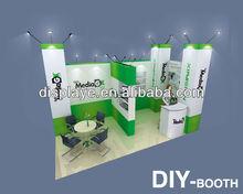 Custom Eye-catching & Flexible Modular Portable Trade show Display