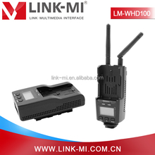 OEM 100m Long Range USB Wireless Cable TV Video Transmitter and Receiver