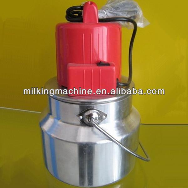 milk churning machine