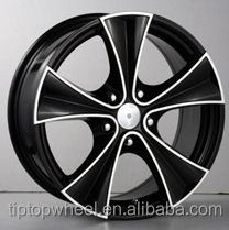 china rims alloy aluminum wheel 14 15 16 17 18 20 inch black car rims