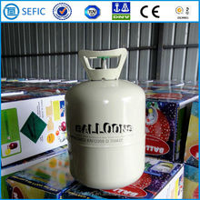 2015 DOT/CE Standard Balloon Disposable Welded Helium Canister for Sale