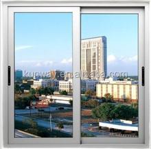 Aluminium Frame Glass Window Aluminium Sliding Window
