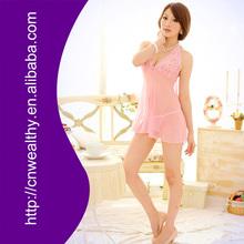 japanese girl hot sale sexy sleepwear manufacturer sexy dress women nude babydoll sexy babydoll
