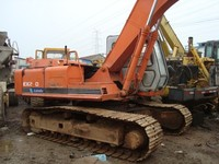 used hitachi ex200-1 excavator, used hitachi digger original color