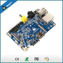 Banana pi the best Development Board Powerful than Respberry Pi Model B support Linux,Andriod,Debian,Ubuntu System Board