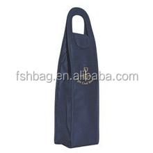 Top Sell Single Bottle Wine Carrier Bag