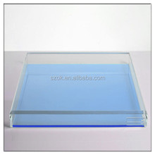 blue exquisite popular summer new arrival acrylic tray for holding