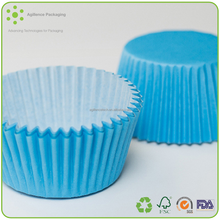 2015 High Temperature Baking Greaseproof Paper Muffin Cupcake Liners/Cases/Wrappers
