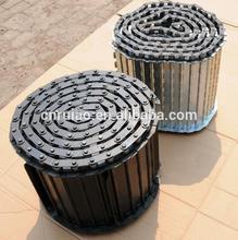 Ruiao caliente de la venta de tono de acero 50.8 de chip del transportador de cadena hecha en china