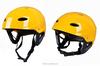 raft helmet motorcycle summer helmet yellow/blue water sports helmet 8602 with adjustable belt