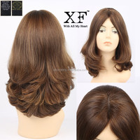 4x4 skin top full cuticle virgin Brazilian human hair silk base wigs