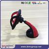 Universal colorful creative cell phone shoulder holder, cell phone holder for desk