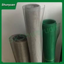 SHUNYUAN family resorts push out aluminum window fly screen