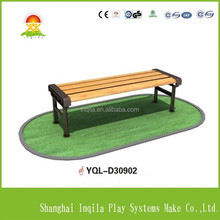 Good quality outdoor solid wood and metal garden chairs