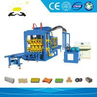 QTY6-15C large scale block making machine/economic and practical brick making machine