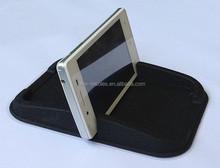 Gel phone holder gps navigation