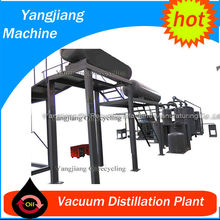 Selling 8 tons/day Used Oil Filter Machine to Purify Waste Engine Oil