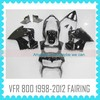 ABS Fairing Kit for VFR800 1998-2012