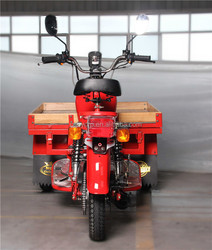 New Design Cargo Motor Tricycle /Gasoline Cargo Motor Tricycle With Competitive Price
