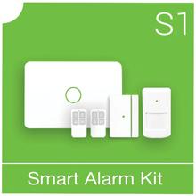 LCD intelligent dual net gsm wireless pstn home a wireless Burglar Security GSM Alarm System Call/SMS Alarm/zigbee home security