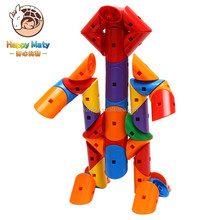 Funny Rotation Baby Blocks Plastic Toys