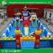 Hot Sale Inflatable jumping Castle, Inflatable Castle