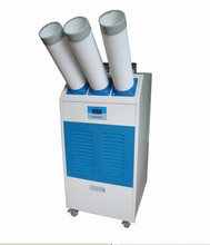 Big Refrigeration air conditioner machine easy to move