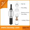 Globe Shape Glass Vaporizer for Dry Herb, Portable Water Vaporizer