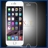 """Tempered Glass Screen Protector for 5.5"""" iPhone 6 Plus (Transparent)"""