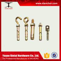 alibaba express china hardware M12 turkey sleeve anchors